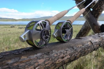 New fly reel innovation from Waterworks Lamson