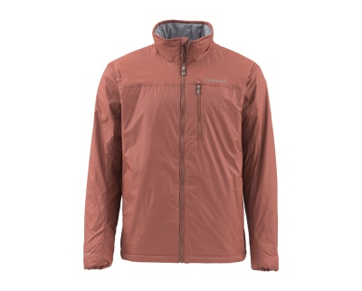 Simms Midstream Insulated Jacekt - Rusty Red