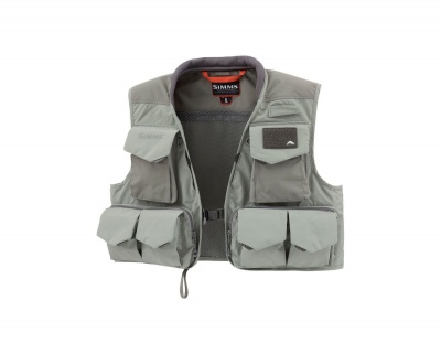 Simms Freestone Vest - Striker Grey