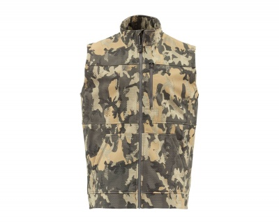 Simms Rogue Vest - Hex Flo Camo Timber