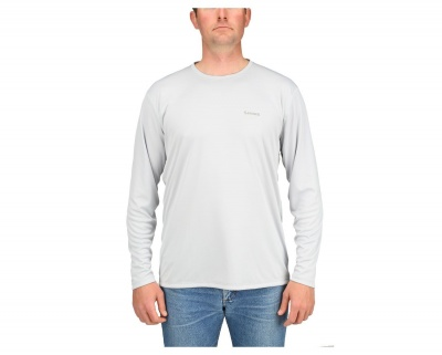 Simms Solar Tech Tee - ExpreSSionist Permit Sterling