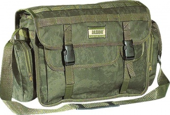 Jaxon Large Tackle Bag, Side Pockets, 40x31x17cm