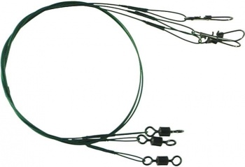Dennett Wire Leader Trace 12'' - 3 Pack