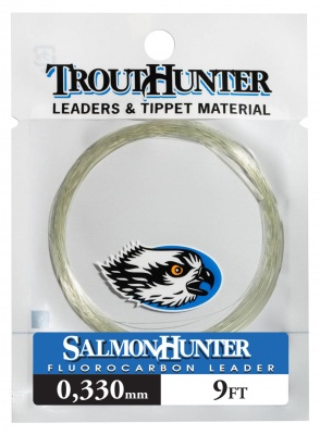 TroutHunter SalmonHunter Fluorocarbon Leader