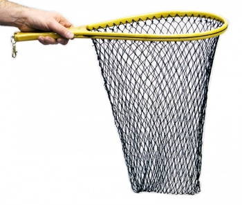 Dennett Wooden Trout Scoop Net