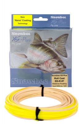 Snowbee XS Plus Ed Roll Cast Floating Fly Line