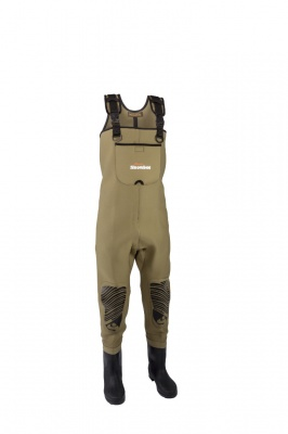 Snowbee Classic Neoprene Chest Waders Cleated Sole
