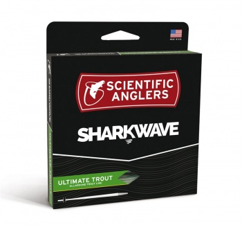 Scientific Anglers Sharkwave Ultimate Trout Freshwater Fly Line - Bright