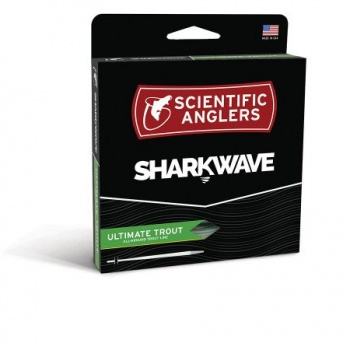 Scientific Anglers Sharkwave Ultimate Trout Freshwater Fly Line - Stealth