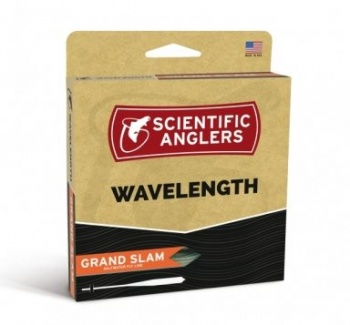 Scientific Anglers Wavelength Grand Slam Fly Line for Bonefish, Permit and Tarpon