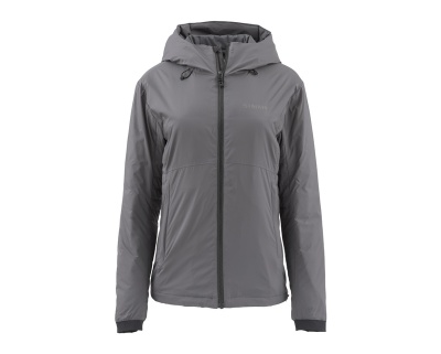 Simms Wms MidCurrent Hooded Jacket - Anvil