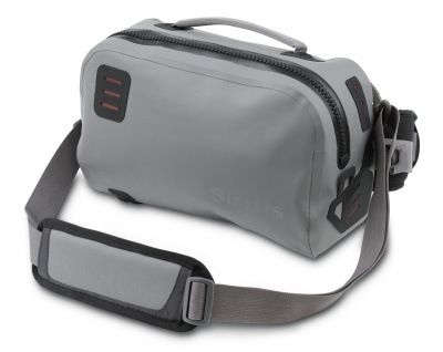 Dry Creek Z Hip Pack Charcoal