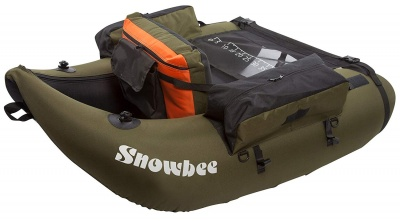 Snowbee Float Tube Kit - Inc. Flippers, Pump & Carry Bag