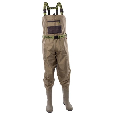 Snowbee - 210D Wadermaster Nylon Chest Waders - Combi Felt Sole