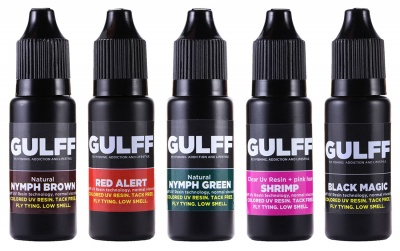 Gulff Realistic Colour UV Resin