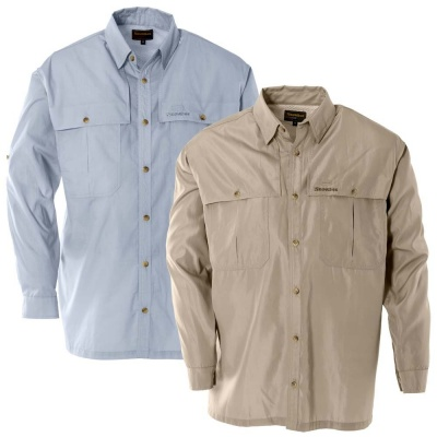 Snowbee Solaris Fishing Shirt - Long Sleeve