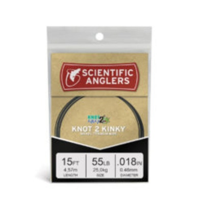 Scientific Anglers 15' Knot 2 Kinky Nickel Titanium Wire