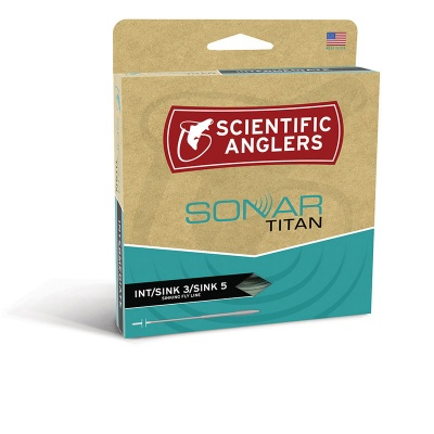 Scientific Anglers Sonar Textured Titan - I/S3/S5
