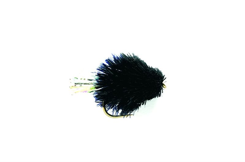 Fulling Mill Muddler Blob Black