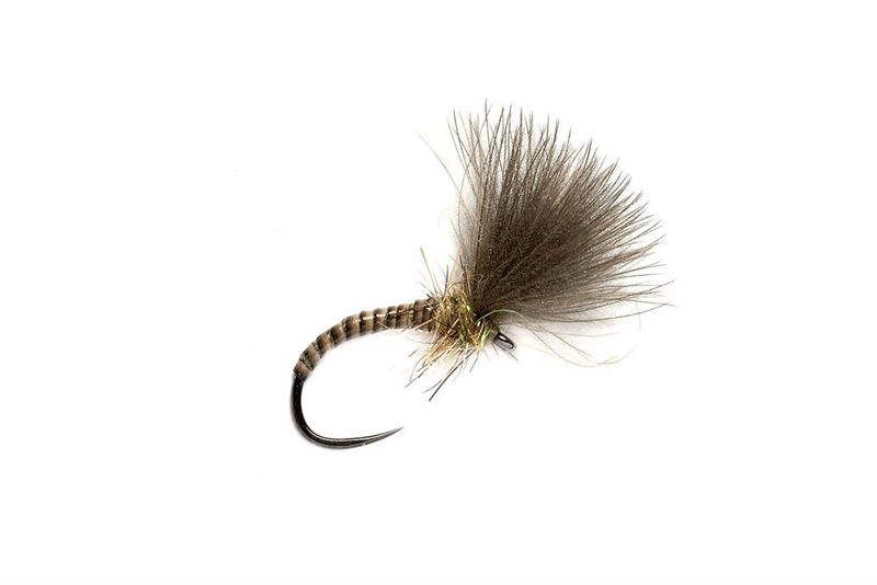 Fulling Mill Quill CDC Emerger Natural Barbless