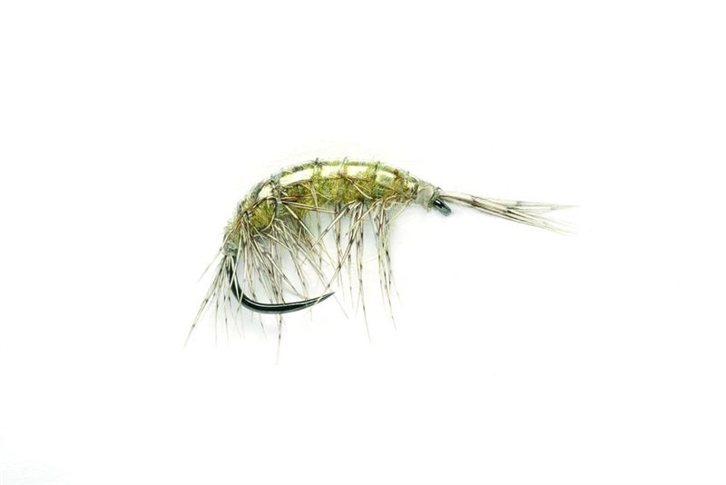 Fulling Mill O/E Freshwater Shrimp Barbless