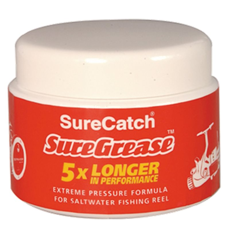 Sure Catch Reel Grease 80g