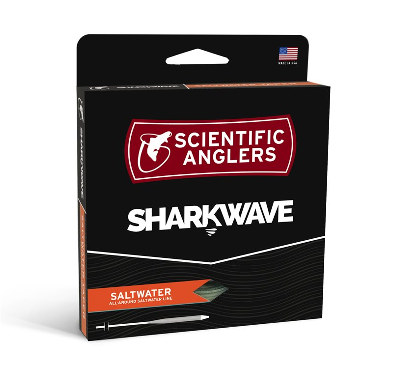 Scientific Anglers Sharkwave Saltwater Taper for all-around Saltwater use