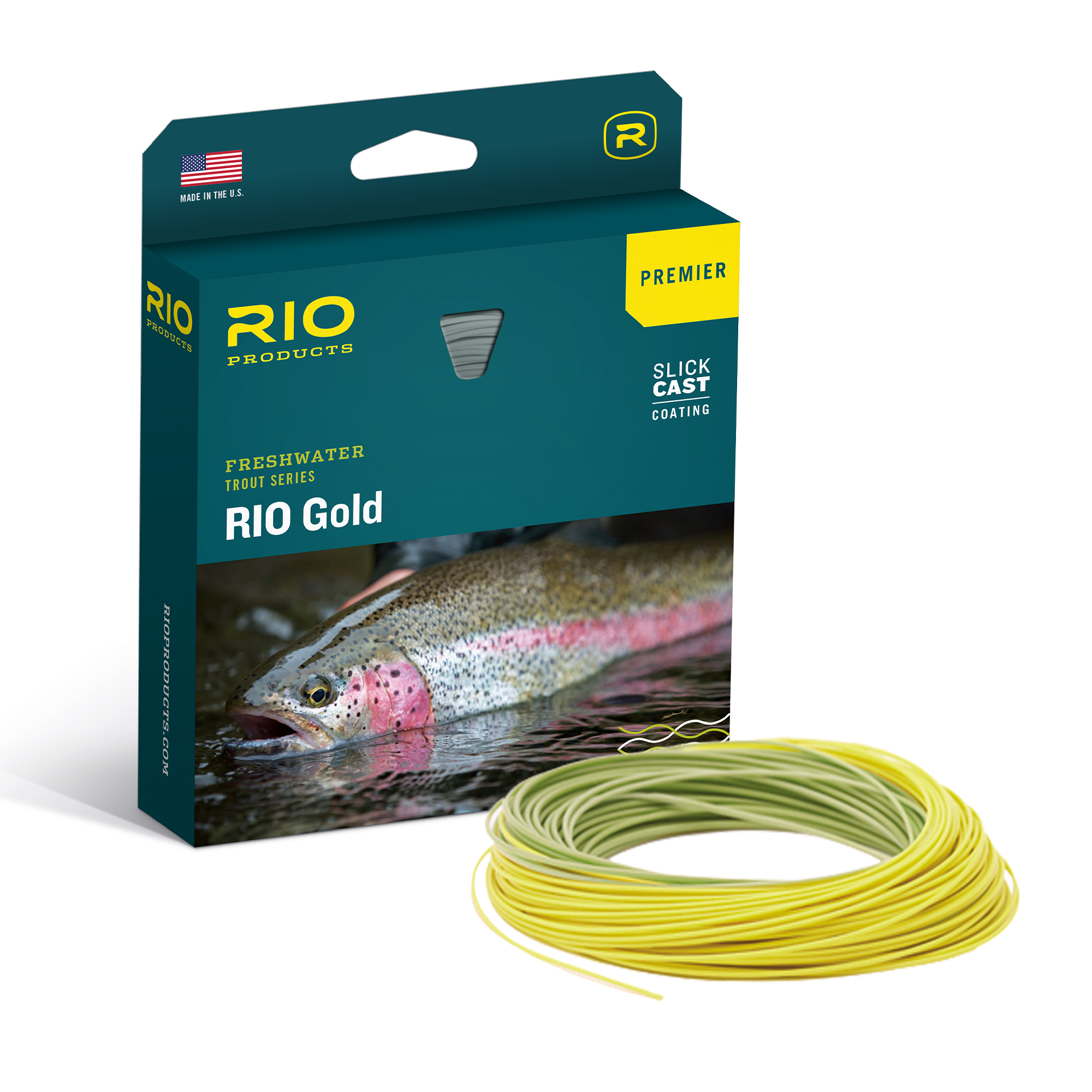 Rio Gold Premier - Melon/Grey Dun