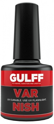 Gulff Uv Curable Varnish - 15Ml