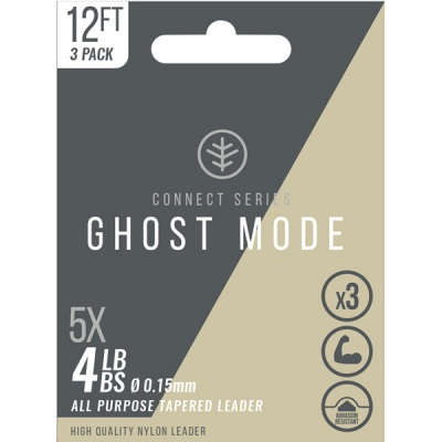 Wychwood Ghost Mode Tapered Leader