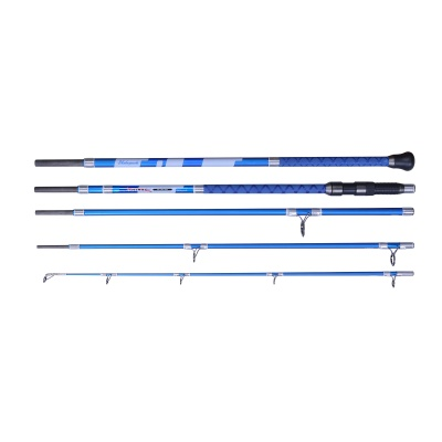 Shakespeare Agility 2 Expedition Bass - 11' 60/120G 5Pc