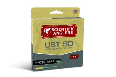 Scientific Anglers UST SD - Float / Sink 3