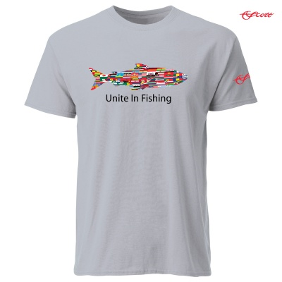 Scott Unite in Fishing T-shirt