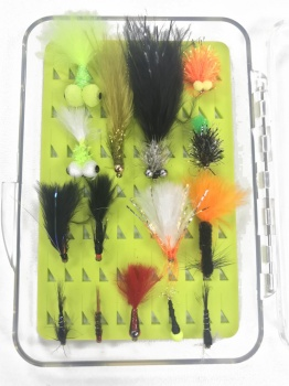 Serious Fishing - Stillwater Selection Pack