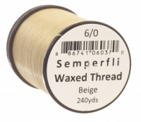 Semperfli Classic 6/0 Waxed Thread 240yd