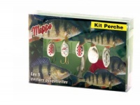 Perch Kit 6 Lures