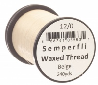 Semperfli Classic 12/0 Waxed Thread 240yd
