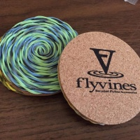 Flyvines Flyvines Coaster Set Of 3