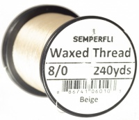 Semperfli Classic 8/0 Waxed Thread 240yd
