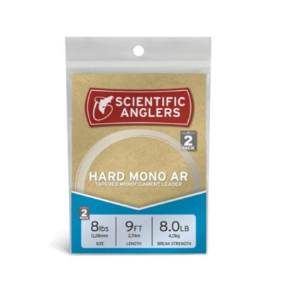 Scientific Anglers Hard Mono AR Leaders 9'