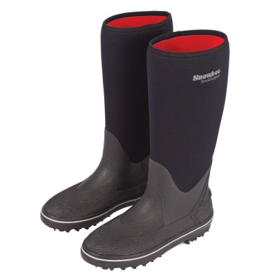 Snowbee Rockhopper - Spike Sole Rubber Boots