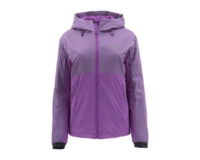 Simms Wms MidCurrent Hooded Jacket - Phlox