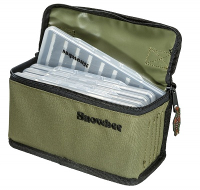 Snowbee - Slimline Fly Box Kit - 5 box