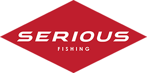 Serious Fishing logo